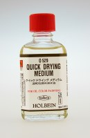 Holbein Artists Oil Medium Quick Drying Medium 55ml