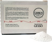 Gamblin Traditional Gesso 1lb
