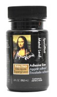 Mona Lisa Metal Leaf Extra Thick Adhesive 2 oz.
