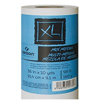 "Canson XL Mixed Media Roll 98lb 48""x10 yds"