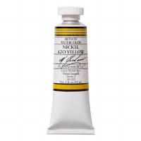 M. Graham Watercolor Nickel Azo Yellow .5oz