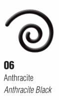 Pebeo Porcelaine 150 Outliner Anthracite Black