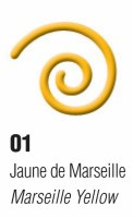 Pebeo Porcelaine 150 Outliner Marseille Yellow