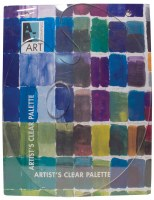 Art Alternatives Artist's Clear Palette 9x12