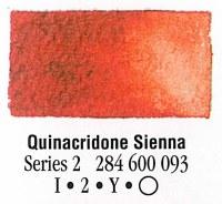 Daniel Smith Extra Fine Watercolor 15ml Quinacridone Sienna