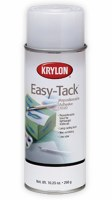 Krylon Easy Tack Repositionable Adhesive 10.25oz