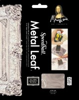 Mona Lisa Silver Leaf Sheets