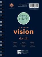 "Strathmore Vision Sketch 5.5"" x 8.5"""
