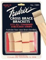 Fredrix Standard Cross Brace Brackets
