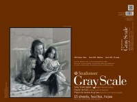 Strathmore Gray Scale Pad 12x18