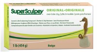 Super Sculpey Beige 1lb