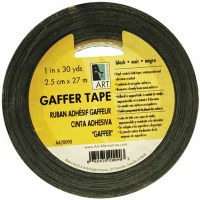 Art Alternatives Gaffer Tape 1in.x30yds