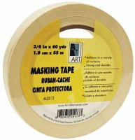 Art Alternatives Masking Tape 1/2in.x60yds