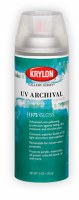 Krylon UV Archival Varnish Gloss 11oz