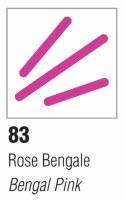 Pebeo Vitrea 160 Glass Marker - Bengal Pink