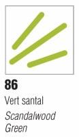 Pebeo Vitrea 160 Glass Marker - Sandalwood Green