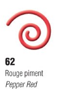 Pebeo Vitrea 160 Outliner - Pepper Red