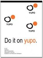 YUPO Paper Pads 11x14 10 Sheets