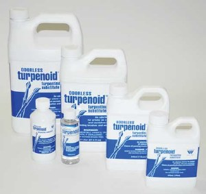 Weber Odorless Turpenoid Gallon (3.79L)