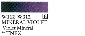 Holbein Artists Watercolor Mineral Violet 15ml