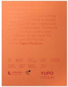 YUPO Paper Pads 9x12 10 Sheets