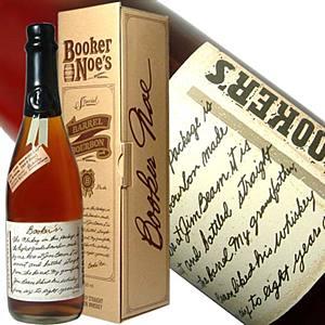 Booker's Bourbon 750 ml.