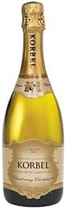 Korbel Chardonnay Champag 750m