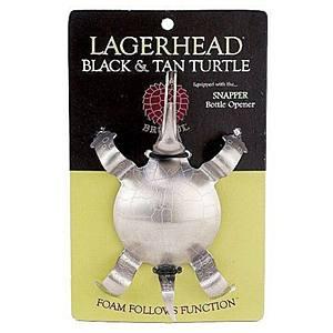 Lagerhead Black & Tan Turtle