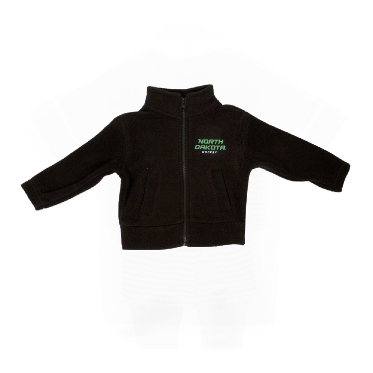 UNIVERSITY OF NORTH DAKOTA FIGHTING HOCKEY LIL' FLEECE JACKET