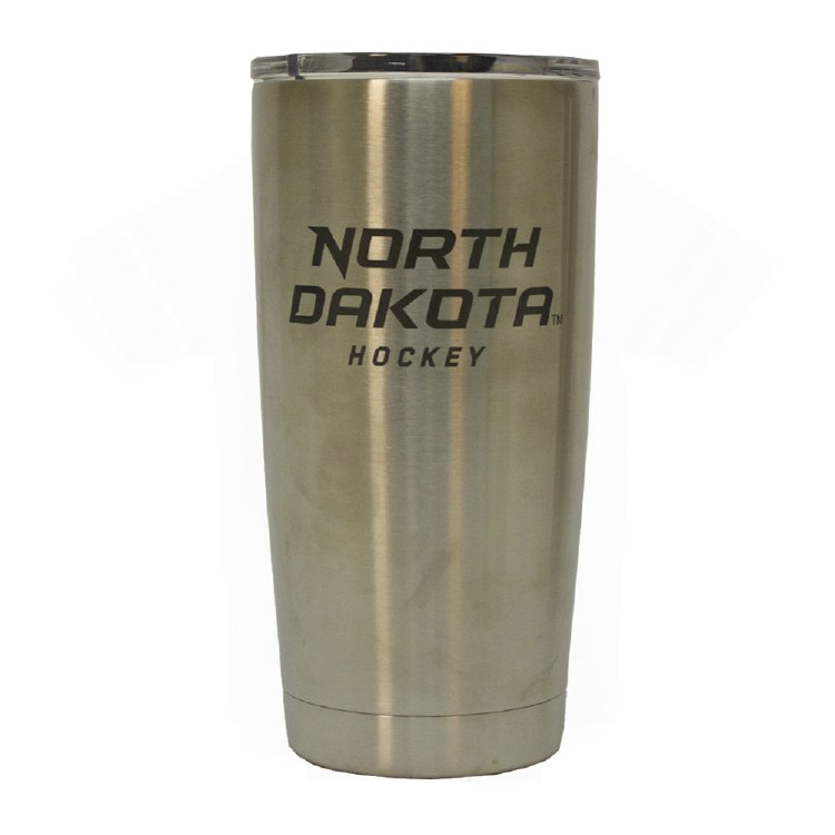 UNIVERSITY OF NORTH DAKOTA HOCKEY YETI 20OZ TUMBLER