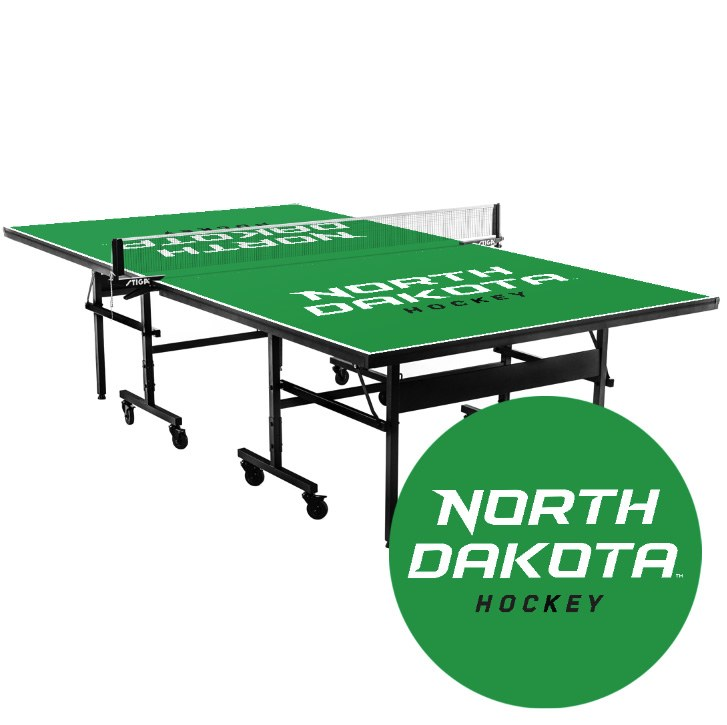 UNIVERISTY OF NORTH DAKOTA HOCKEY CLASSIC TABLE TENNIS
