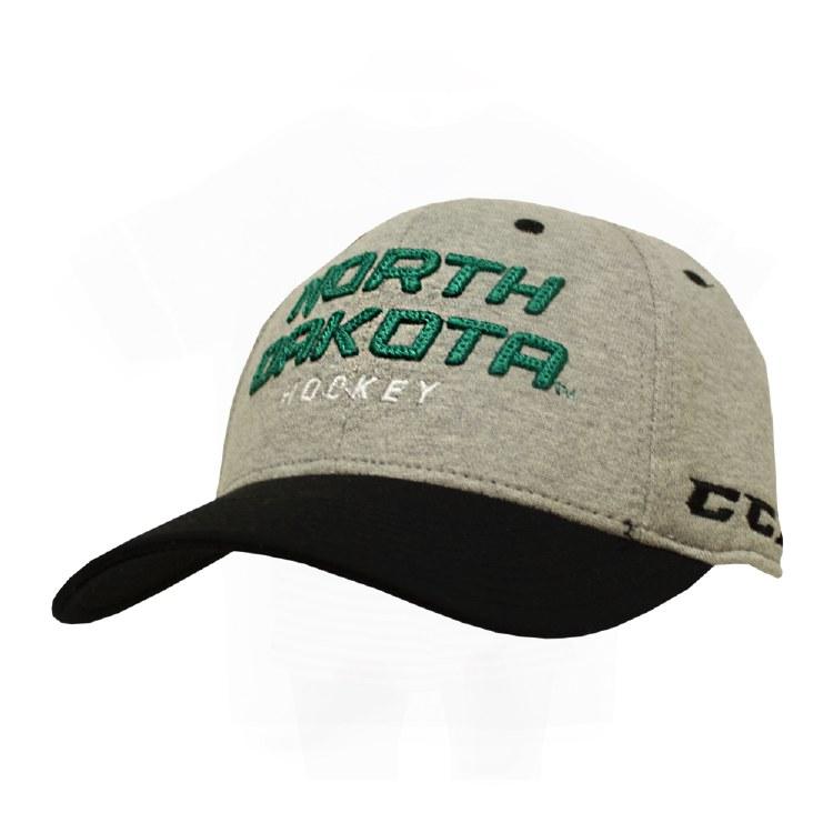 UNIVERSITY OF NORTH DAKOTA HOCKEY CCM MVP FLEX CAP
