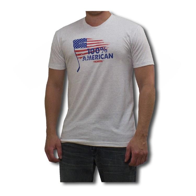 100% AMERICAN TEE