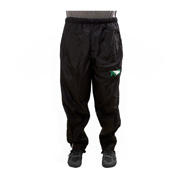 UNIVERSITY OF NORTH DAKOTA FIGHTING HAWKS NYLON PANT