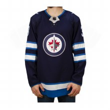 TUCKER POOLMAN WINNIPEG JETS HOCKEY JERSEY