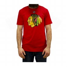 NICK SCHMALTZ CHICAGO BLACKHAWKS JERSEY TEE - ADULT