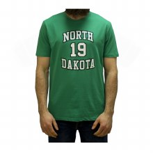 ROCCO GRIMALDI UNIVERSITY OF NORTH DAKOTA HOCKEY PLAYER TEE - ADULT