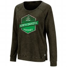 NORTH DAKOTA HOCKEY HEL-LOH RAGLAN LONG SLEEVE