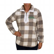 UNIVERSITY OF NORTH DAKOTA HOCKEY LADIES CHECK PLEASE PULLOVER