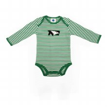 UNIVERSITY OF NORTH DAKOTA FIGHTING HAWKS LONG SLEEVE ONESIE