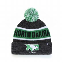 UNIVERSITY OF NORTH DAKOTA TADPOLE CUFF KNIT