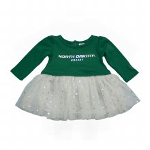 UNIVERSITY OF NORTH DAKOTA HOCKEY INFANT GIRLS TUTU