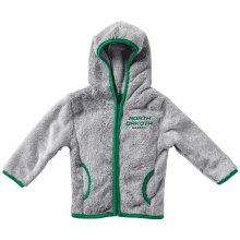 UNIVERSITY OF NORTH DAKOTA HOCKEY INFANT BOO FAUX FUR JACKET