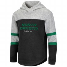 NORTH DAKOTA HOCKEY GIRLS PEPE FLEECE HOOD