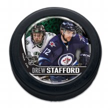 NEXT LEVEL DREW STAFFORD HOCKEY PUCK