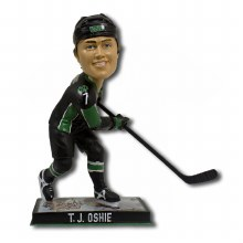 UND FIGHTING SIOUX - T.J. OSHIE BOBBLE