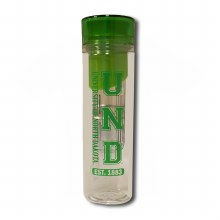 UNIVERSITY OF NORTH DAKOTA COOL INFUSER WATER BOTTLE