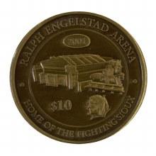 REA GOLD COLLECTOR COIN 2001