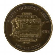 REA GOLD COLLECTOR COIN 2004