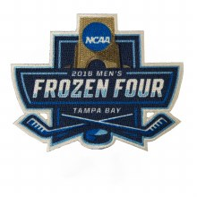 2016 NCAA TAMPA BAY FROZEN FOUR PATCH